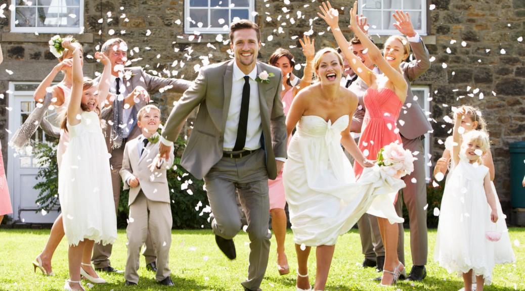 Hochzeitstag perfekt durchgeplant