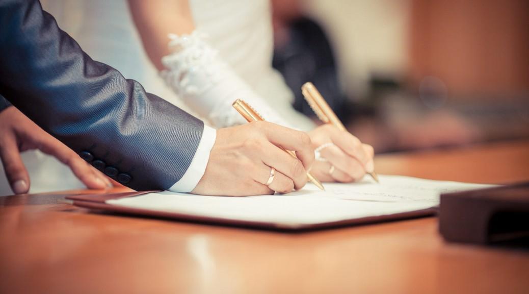 Die Pflichten und Rechte der Verlobten
