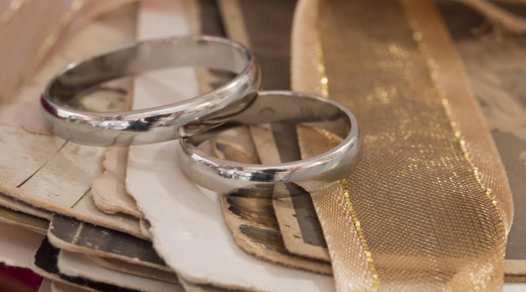 Ursprung und Geschichte der Eheringe