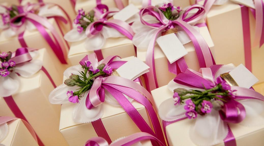 Gastgeschenke für die Hochzeitsgäste - Kreative Ideen
