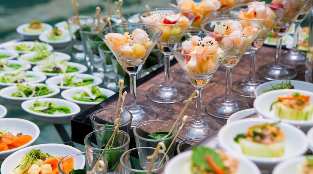 Hochzeitsbuffet - Selber machen oder machen lassen?