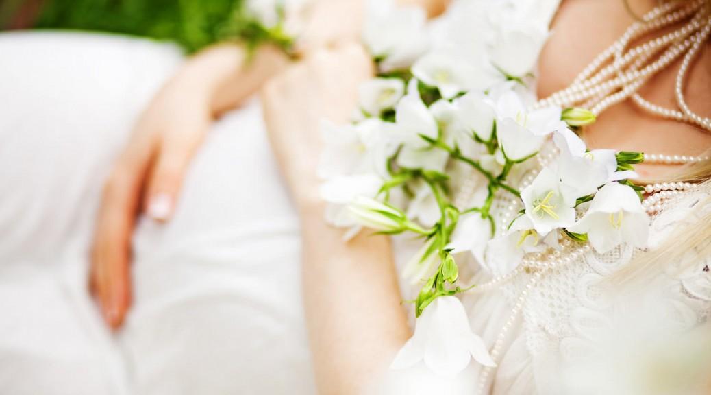 Schwanger heiraten - doppeltes Glück!