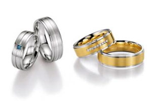 Exclusive Wedding rings
