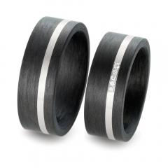 Titan Factory Carbon rings