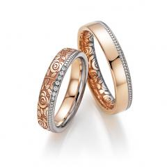 Fischer Exclusive Wedding rings