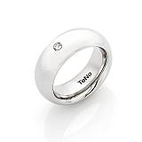 """TeNo Ring """"LuVa"""" mit Brillant 0,06 Carat TW/si 169.3617"""