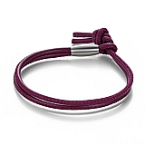 collect Basisarmband casual in violett A026.0200.F14.23
