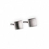 Earrings E88 satin Stainless Steel,