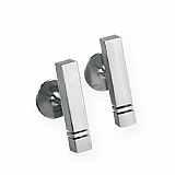 Cufflinks Stainless Steel M05
