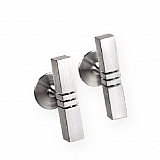 Cufflinks Stainless Steel M06