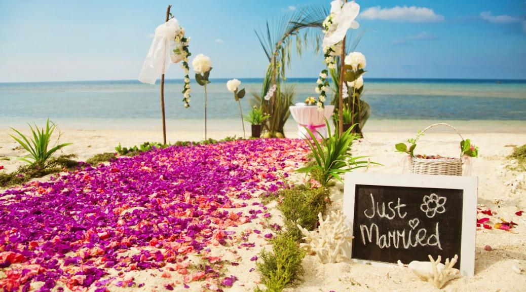 Hochzeit am Strand – was muss man beachten?