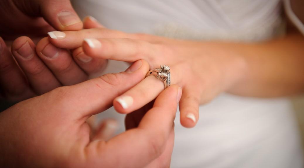 Das wichtigste Brautaccessoire – der Ehering