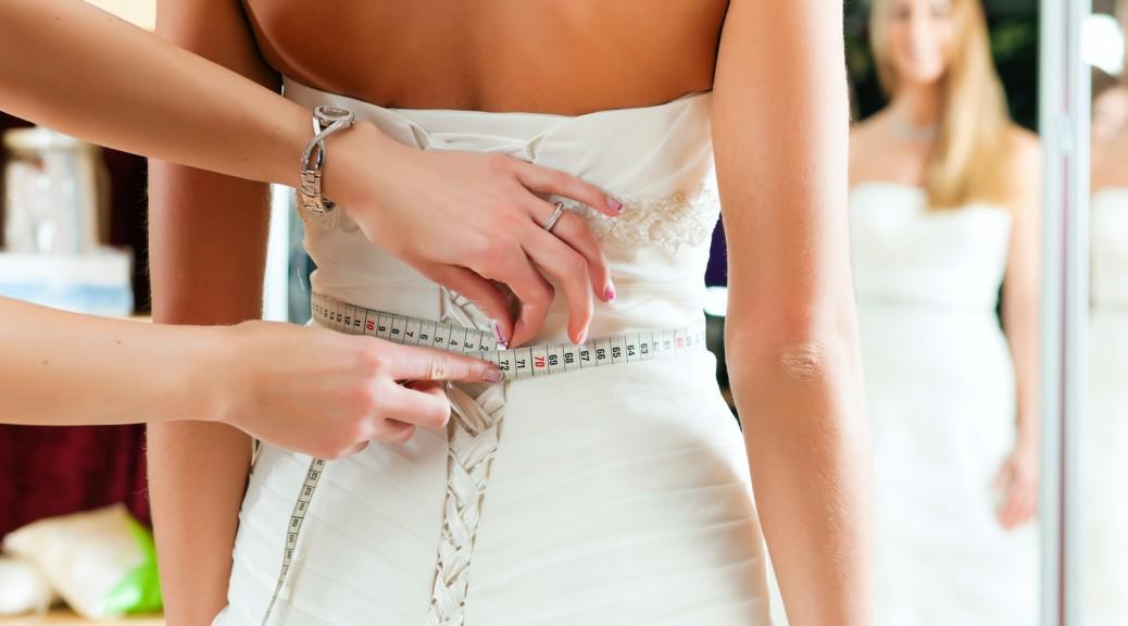 Traumfigur zur Hochzeit, die Last-Minute-Tipps!