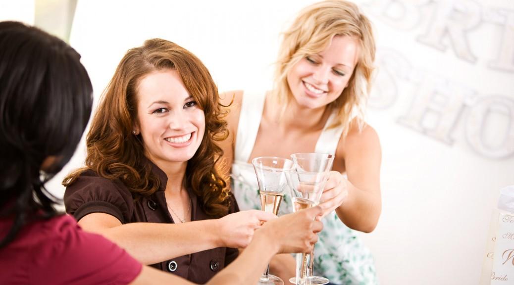 Bridal Shower: Der amerikanische Trend für deutsche Bräute