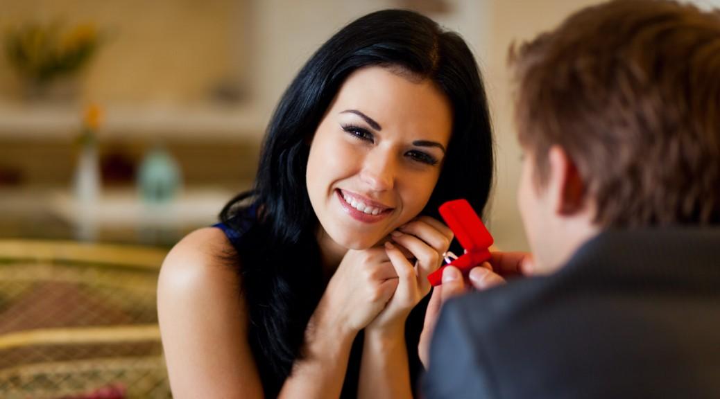 Der unvergessliche Heiratsantrag