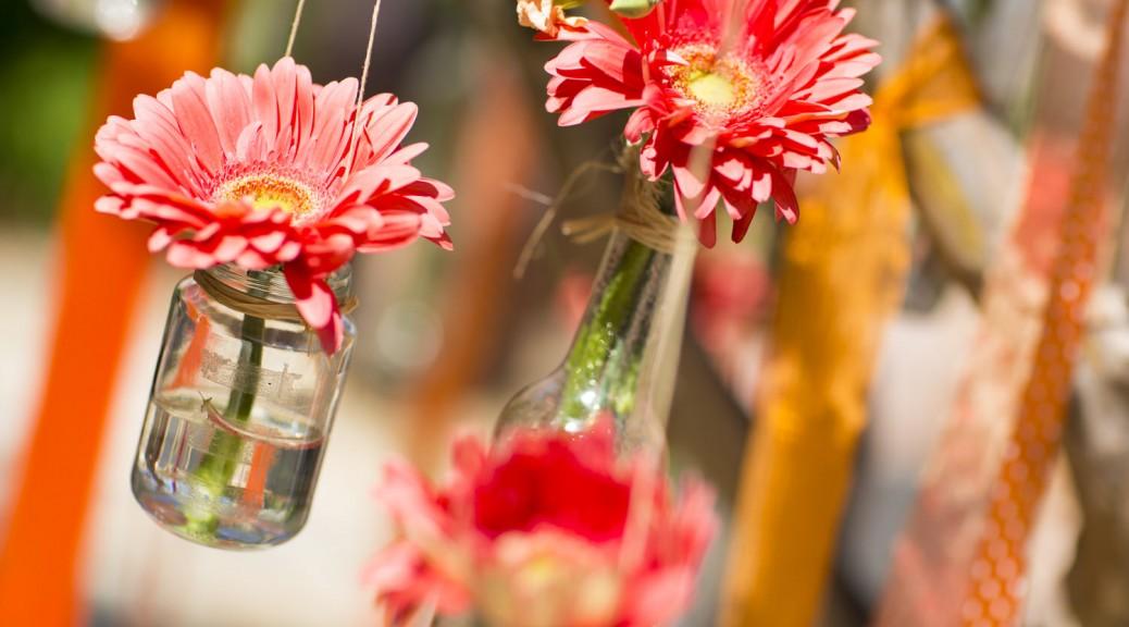 Kleine Ideen - große Wirkung: Raumdekorationstipps für Ihre Hochzeitslocation